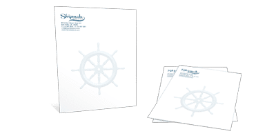 letterhead 1 and 2 color
