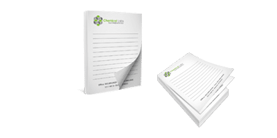 notepads 1 and 2 color